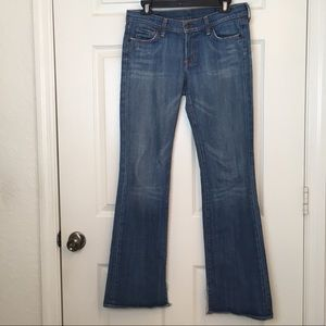 COH Citizens of Humanity low-waist Bootcut Jeans